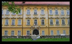 Slowenisches Nationalarchiv Ljubljana
