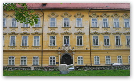 Arhiv Republike Slovenije (Slowenisches Nationalarchiv Ljubljana)